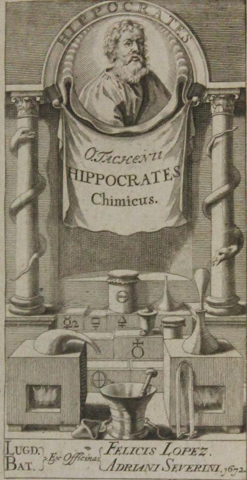 Hippocrates-portrait